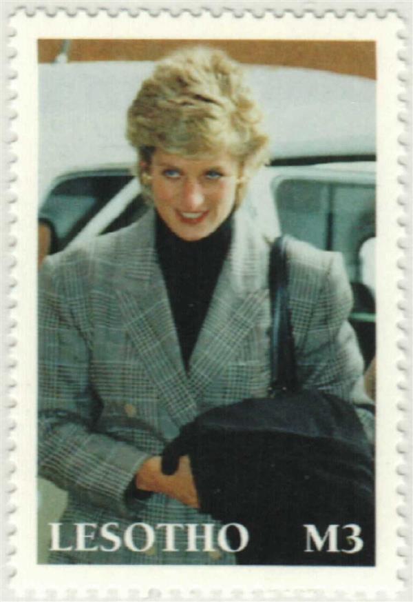 1998 Lesotho