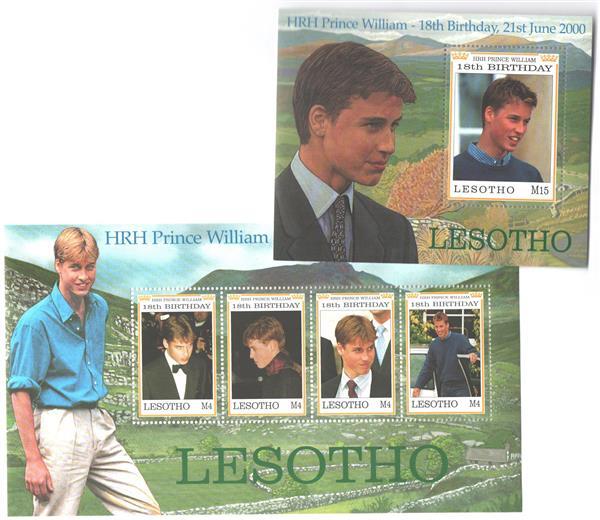 2000 Lesotho
