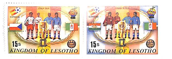 1982 Lesotho