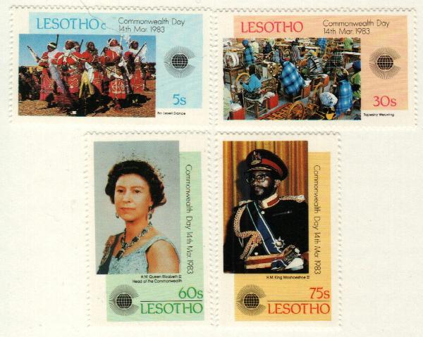 1983 Lesotho