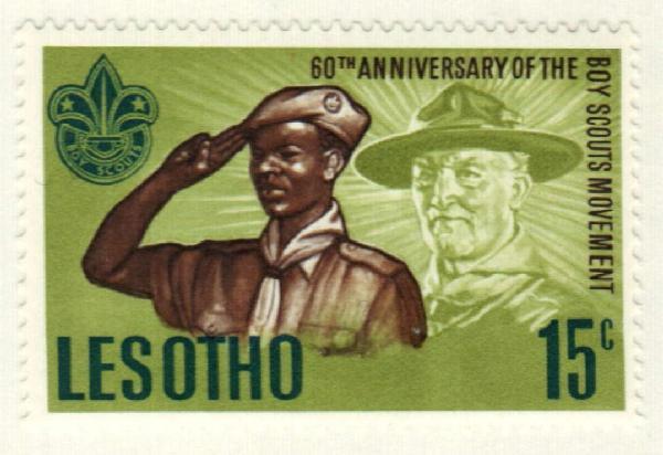 1967 Lesotho