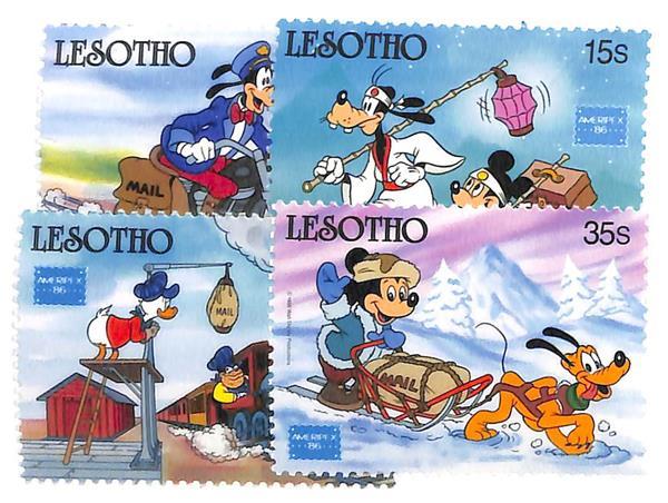 1986 Lesotho