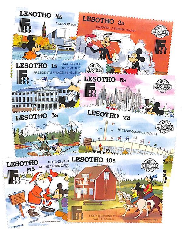 1988 Lesotho