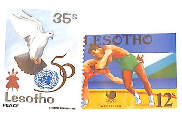 1988-95 Lesotho