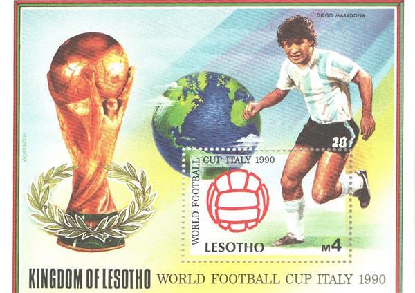 1989 Lesotho