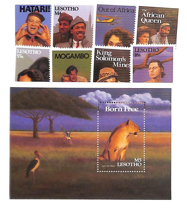 1991 Lesotho