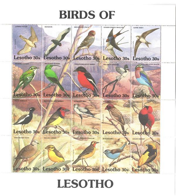 1992 Lesotho