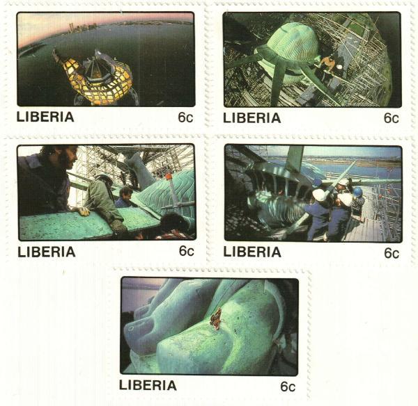 1987 Liberia