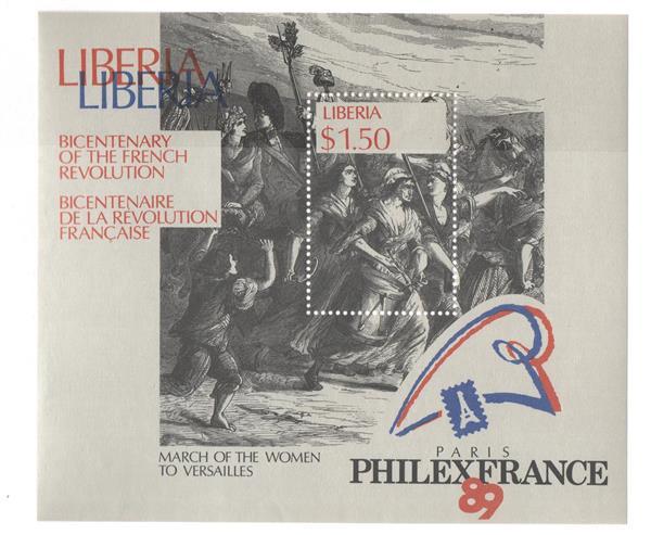 1989 Liberia