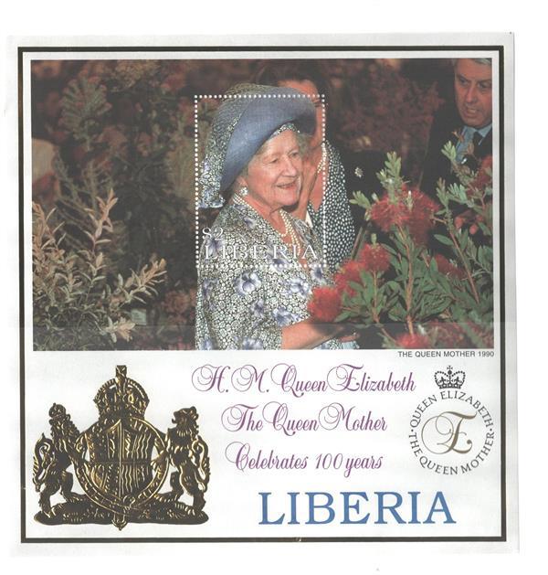 1999 Liberia