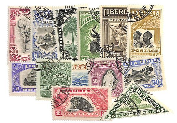 1918 Liberia