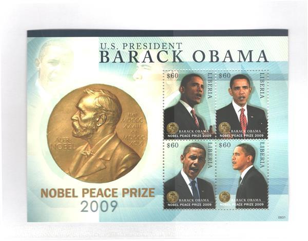 2009 Liberia