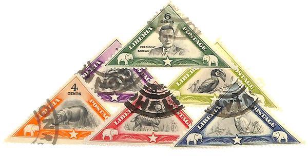 1937 Liberia