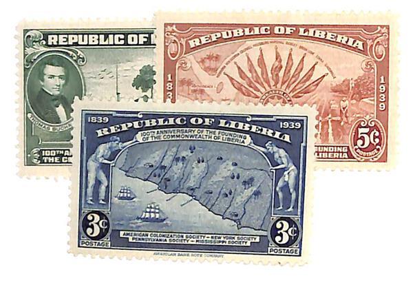 1940 Liberia
