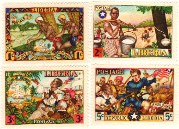 1949 Liberia