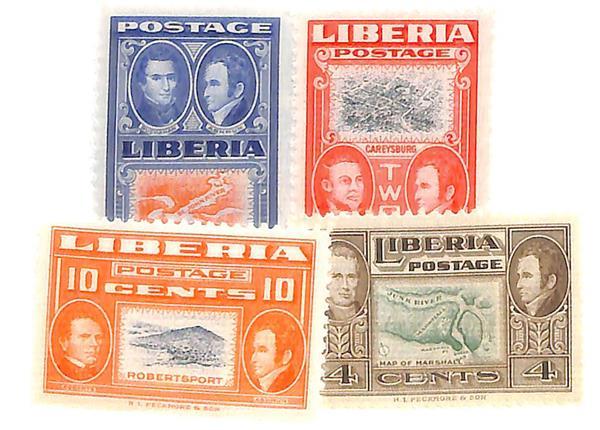1952 Liberia