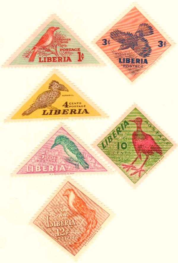 1953 Liberia