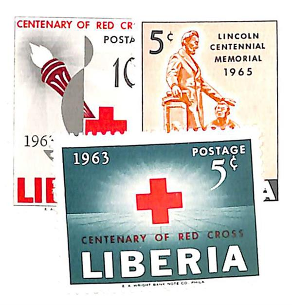 1963-65 Liberia