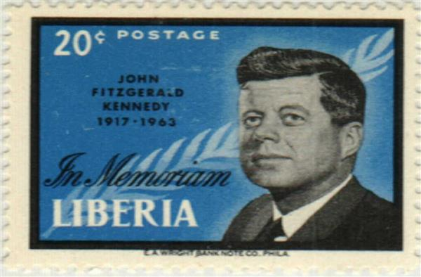 1964 Liberia