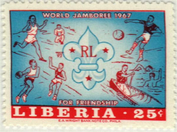 1967 Liberia