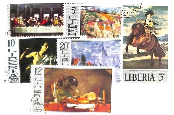 1969 Liberia