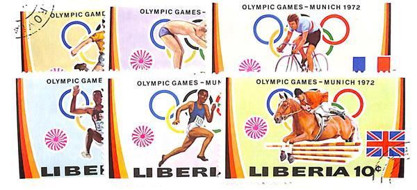 1972 Liberia