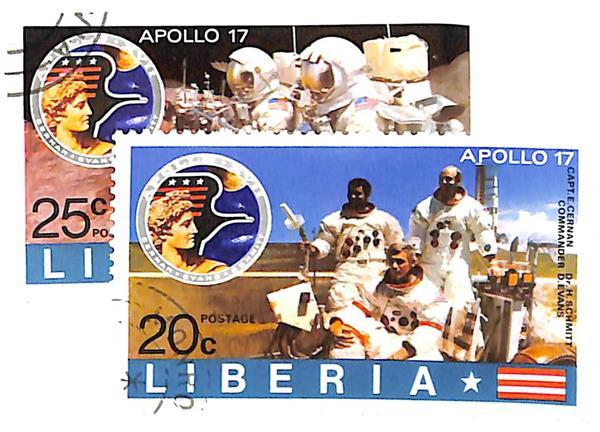 1973 Liberia