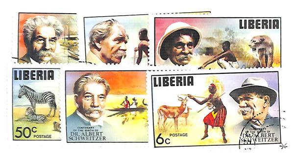 1975 Liberia