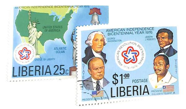 1976 Liberia
