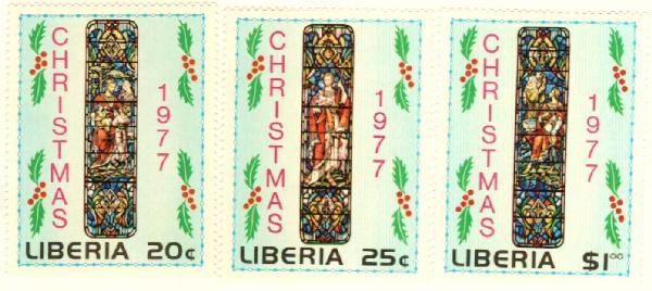1977 Liberia