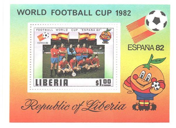 1981 Liberia