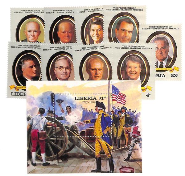 1982 Liberia
