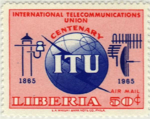 1965 Liberia