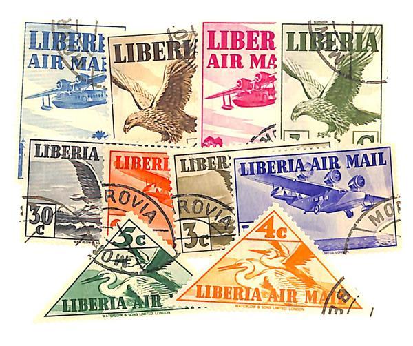 1938 Liberia
