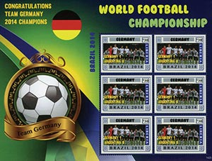 2014 $30 World Football Championship