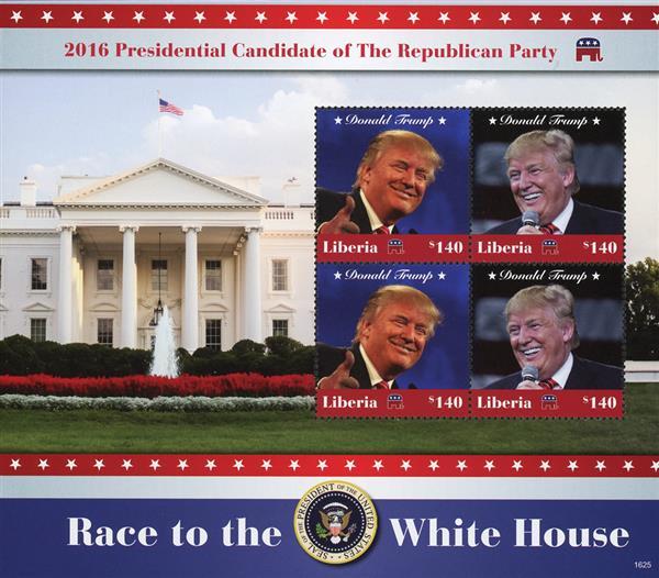 2016 Donald Trump-Pres. Candidate