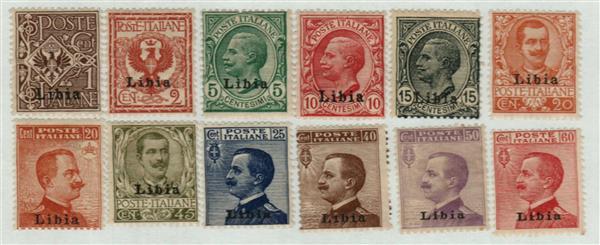1912-22 Libya