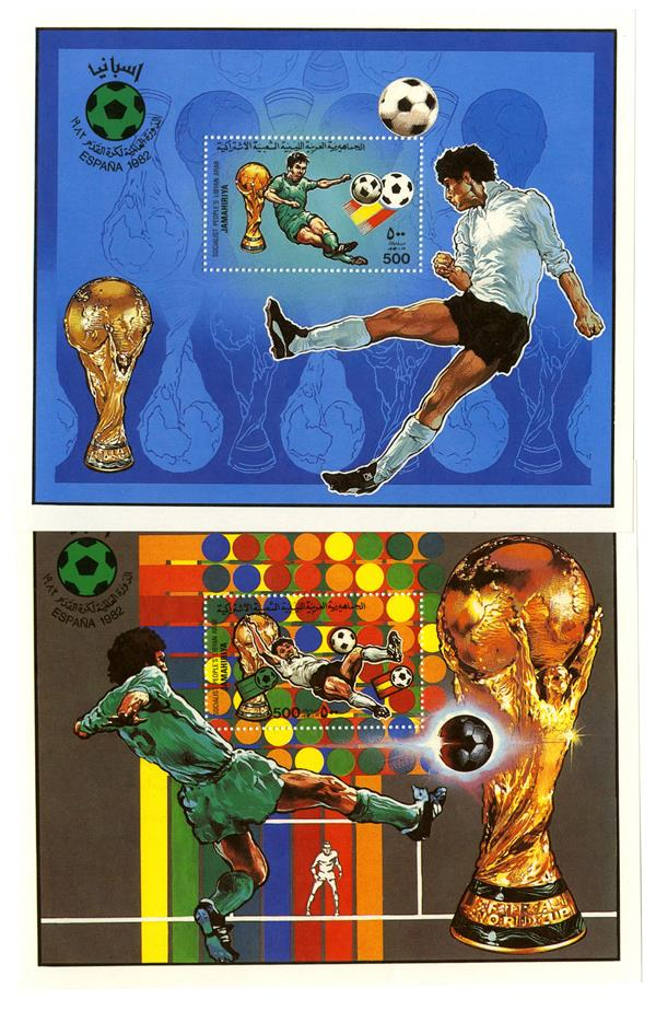 1982 Libya