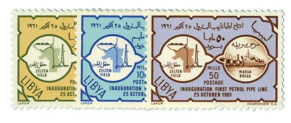 1961 Libya