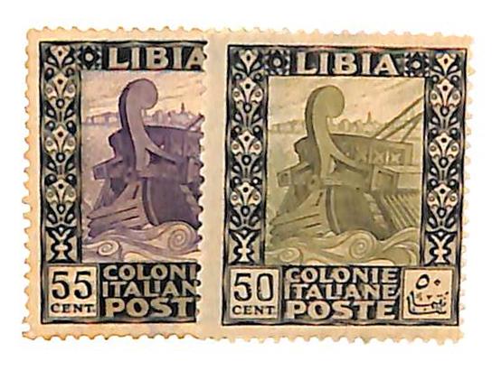 1921 Libya