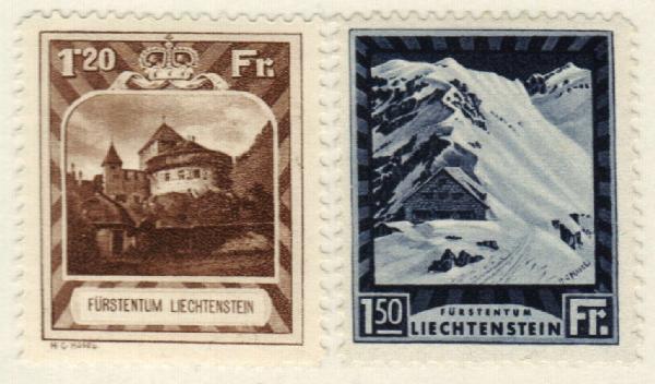 1930 Liechtenstein