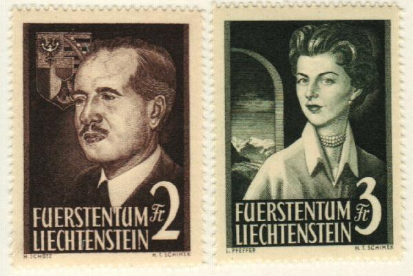 1955 Liechtenstein