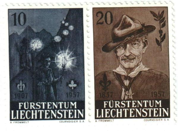 1957 Liechtenstein