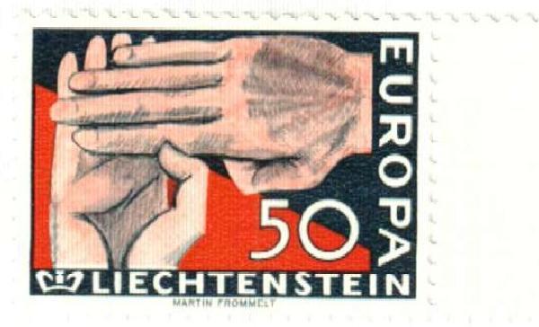 1962 Liechtenstein