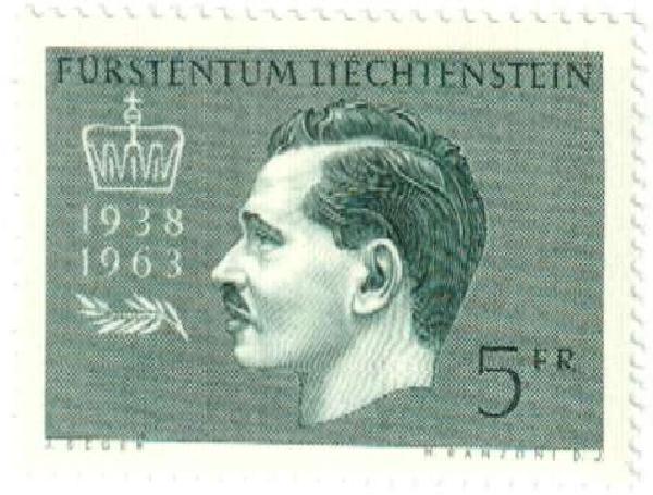 1963 Liechtenstein