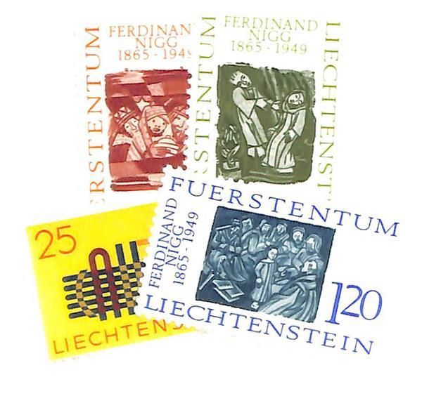 1965 Liechtenstein