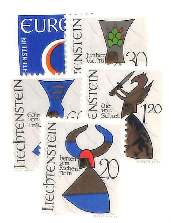 1966 Liechtenstein
