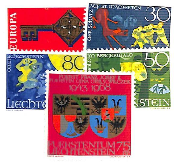 1968 Liechtenstein