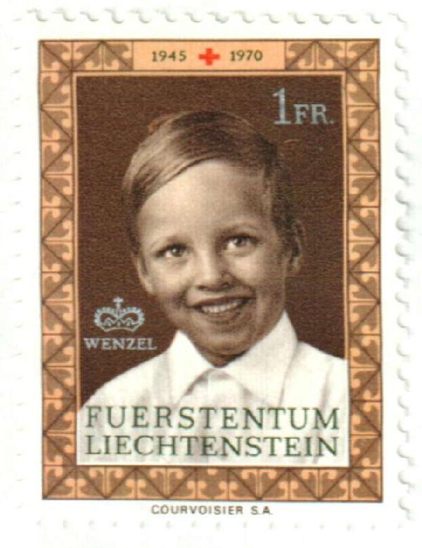 1970 Liechtenstein