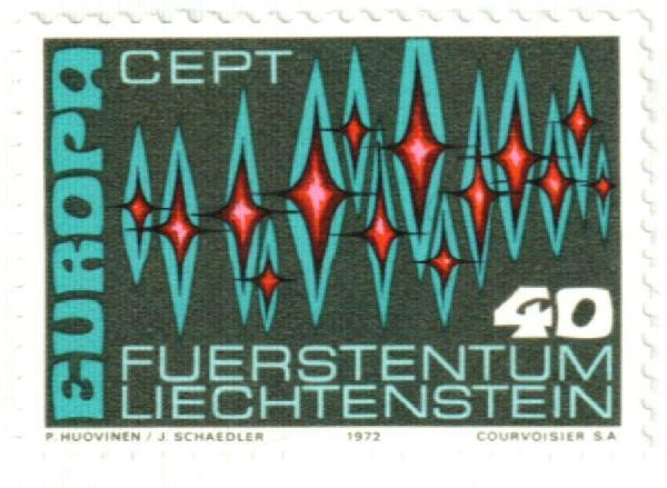 1972 Liechtenstein